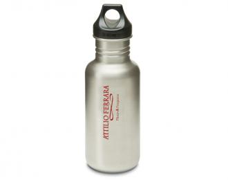 Pluto-A Frequenz auf Trinkflasche